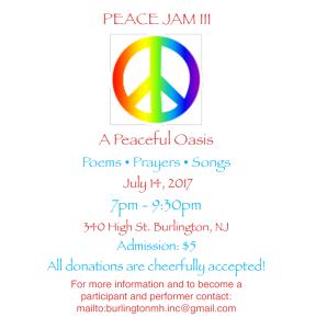 Peace Jam III